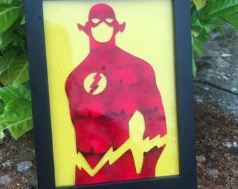 The Flash Frame