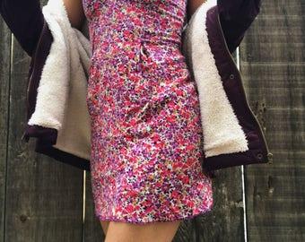 Pink Picnic Dress