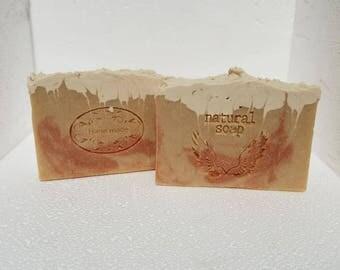 Newcastle Rainstorms (Eucalyptus Spearmint) handmade beer soap