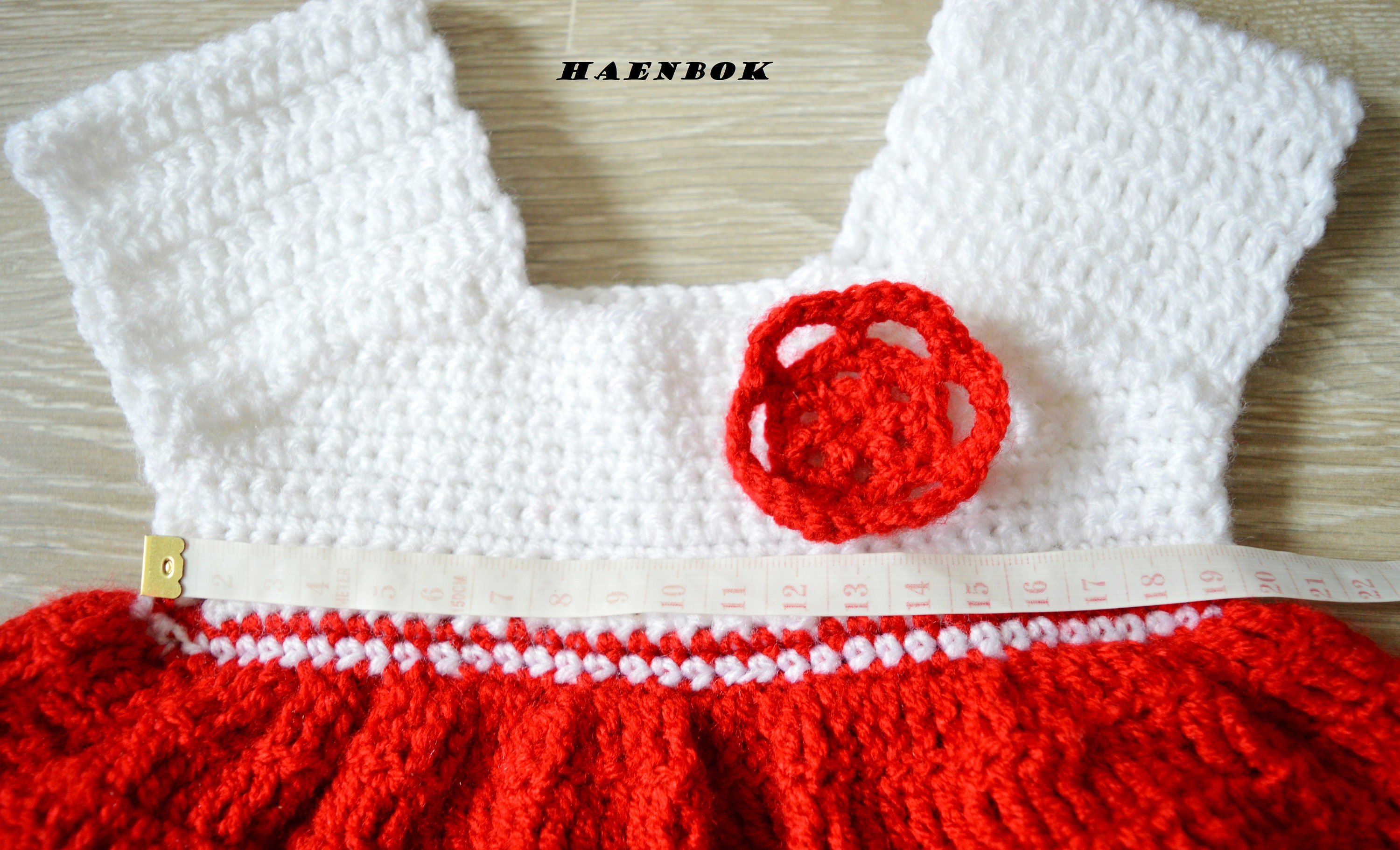 Crochet Baby Outfit Baby Girl Dress and Headband 0 3 months crochet