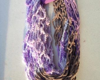 Hand Made Comfy Cozy Scarf by Bree
