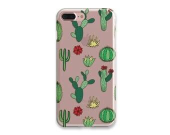 iPhone 7 Case Cactus iPhone 6 Case Clear iPhone 7 Plus Case Rubber iPhone 6 Plus Case iPhone SE Case Clear With Design iPhone 5S Case Clear