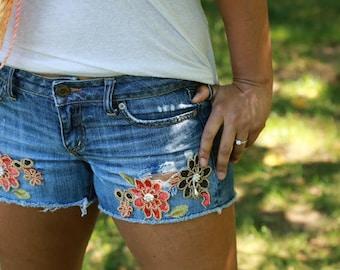 Embezzled Mini short Shorts