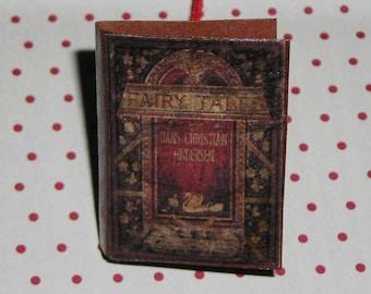 Ring Fairy Tales Hans Christian Andersen (book ring)