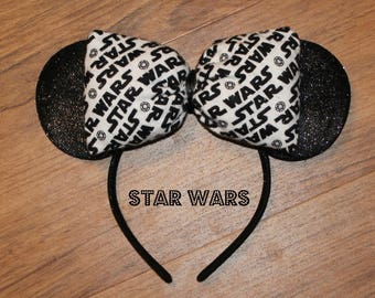 Star Wars Mickey Ears