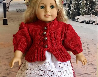 18 inch American girl doll clothes