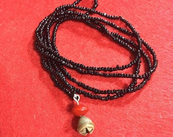 Powerful ritualized necklace for protection & the evil eye