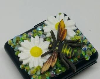 Bee Sweet pillbox