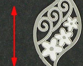 2 pendants silver #T9 prints