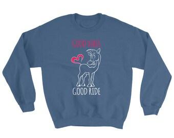 Good Vibes Good Ride Sweatshirt