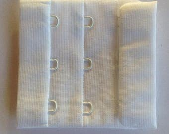 Set of 5 clips for lingerie, 3 rows / 3 settings
