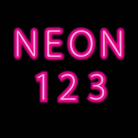 pink neon letters neon clipart png alphabet clip art. Black Bedroom Furniture Sets. Home Design Ideas