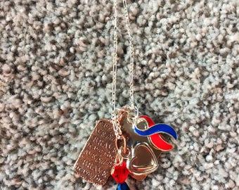 CHD Charm Necklace