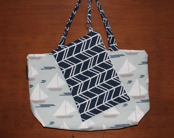 Penzance Point Boat Tote