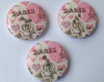 Monument theme buttons