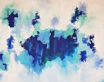 Original Abstract Acrylic Painting Original Wall Art Abstract Art