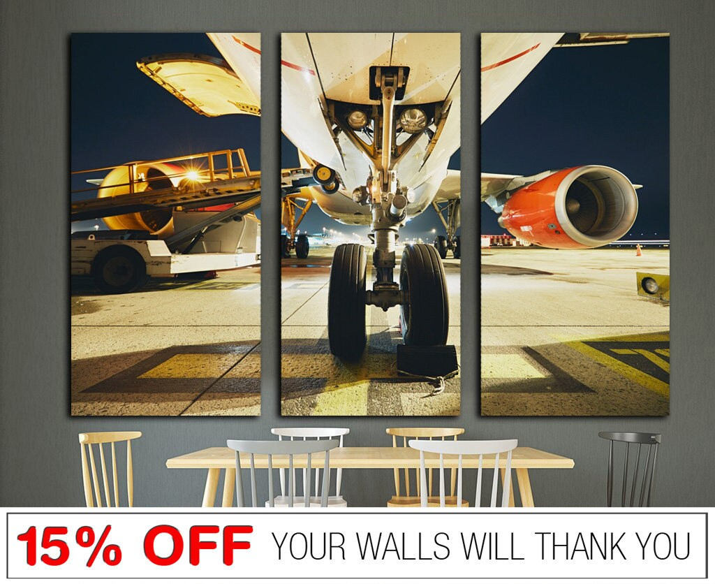 Aircraft canvas aviation wall art plane canvas airplane zoom amipublicfo Choice Image