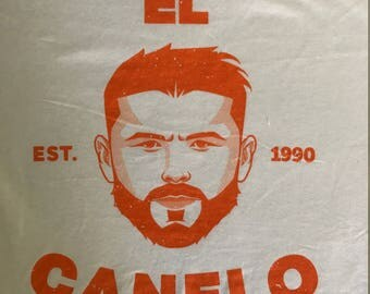 Canelo Boxing T-Shirt