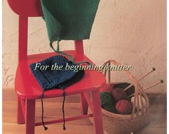 PDF 2 Knit Bonnets