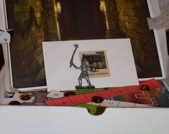 Christmas escape room kit diy for Escape game diy