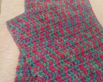 Carseat blanket
