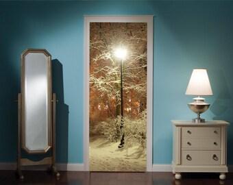 Narnia Wall Decal Etsy
