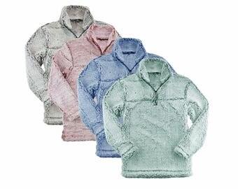 Sherpa Pullover Ladies