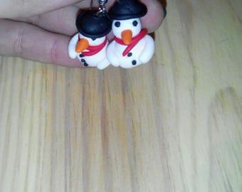 Snowman jewelry