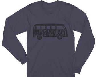 Journey Van Long Sleeve T-Shirt