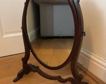 Vintage Vanity Desk Mirror