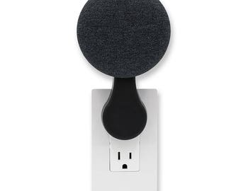 NEW! - THIS Mini - Plug-in Outlet Wall Mount - Accessory for Google Home Mini