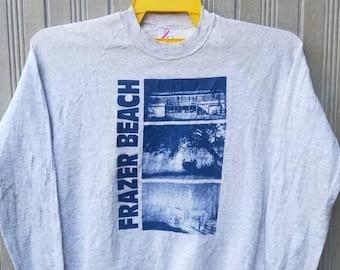 Vintage Frazer Beach Sweatshirt Size XL