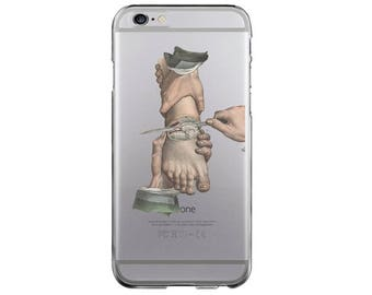 Anatomy Iphone clear case Iphone 7 plus case Iphone 6 clear case Iphone 6s case IPhone case Samsung Galaxy S7 S5 S6 transparent case