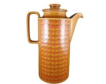 Hornsea 'Saffron' Coffee Pot