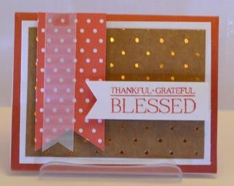 Alternative Thank You Card - snARTky Cards