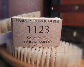 Salmon Oil Dog Shampoo