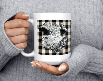 15oz Coffee Mug, Pig Mug,Large Coffee Cup,Office Gift, Xmas Gift, Hot drinks & laughs keep you warm this winter.Xmas Gift or Office Fun.