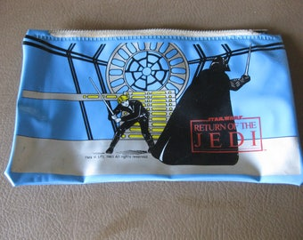 Star Wars Return of the Jedi Pencil Case 1983