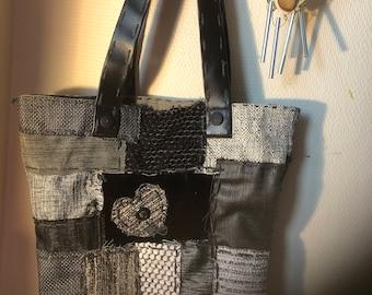 Bag patchwork puzzle-sold