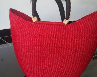 U shopper  (Bolga bags/Baskets)