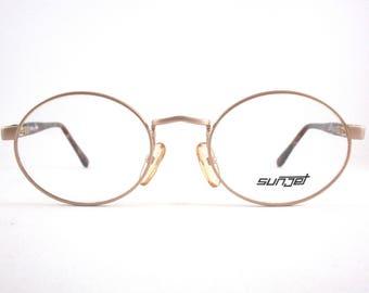 Original Vintage Eeyeglasses Sunjet By Carrera Mod. 4329