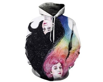 Hoodie Art, Hoodie Pattern, Pattern Hoodie, Graphic Hoodie, Graphic Sweatshirt, Art Hoodie, Art Hoodies, Art, Hoodie, 3d Hoodie - Style 18