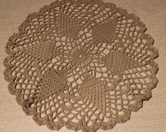 Vintage classy Crochet 100% handmade/Doilies/crochet Cover