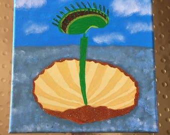 The Birth Of Venus Flytrap