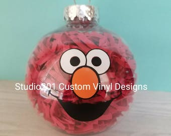 Elmo 4in. Christmas Ornament