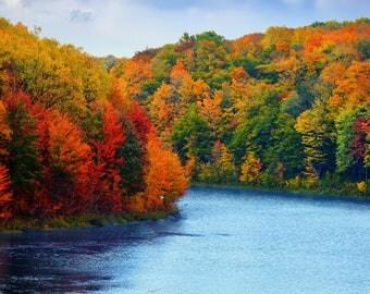 WNY Fall Lake