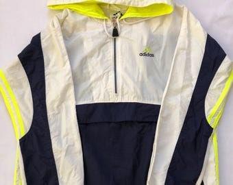 Adidas Track Windbreaker
