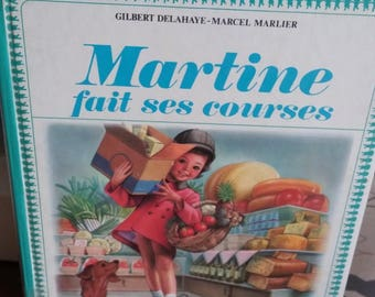 """Book """"Martine made be shopping"""""""
