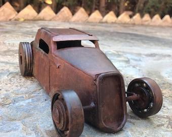 Ford Custom Metal Figure
