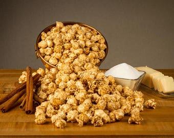 Cinnamon Roll Gourmet Popcorn